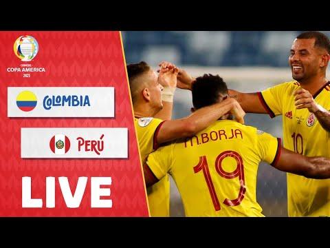 🔴 Trực tiếp   Colombia - Peru   Copa America 2021   BLV Minh Chất