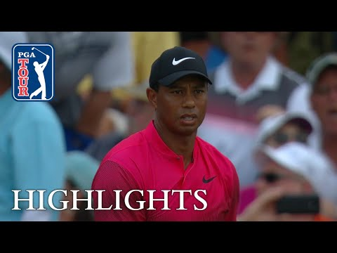Tiger Woods? Highlights | Round 4 | THE PLAYERS
