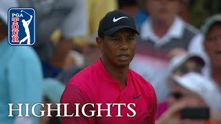 Tiger Woods' Highlights   Round 4   THE PLAYERS