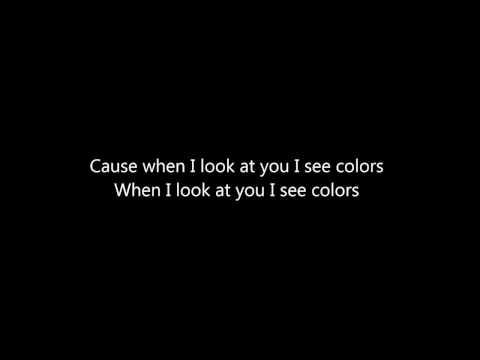 OneRepublic - Colors (lyrics)