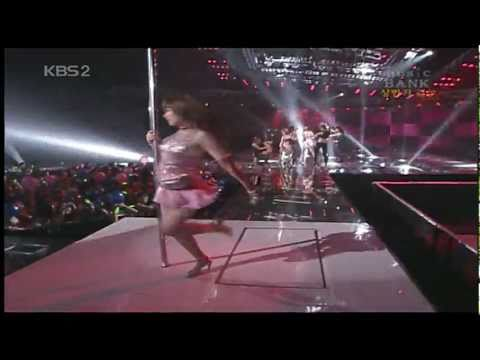 [2007.07.01] The Grace - My Everything + One More Time, OK (KBS Music Bank)