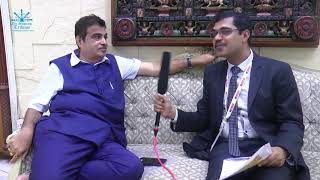 Huge Opportunities For Investment in Maritime Sector:  Nitin Gadkari