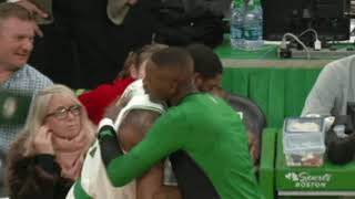 Terry Rozier Exposes Kyrie Irving Gordon Hayward and Celtics team