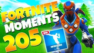 THE BEST PLAYGROUND TRICKSHOT OF ALL TIME!! (PERFECT TIMING!)  | Fortnite Funny and WTF Moments! 205