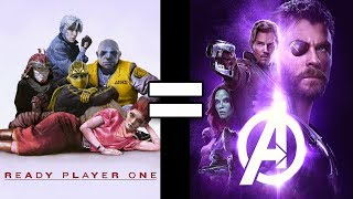 24 Reasons Ready Player One & Avengers Infinity War Are The Same Movie
