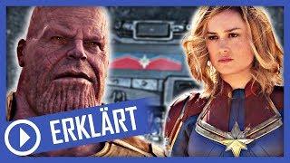 Captain Marvel: Post Credit Scene und die Zukunft von Marvel nach