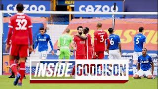 Inside Goodison: Everton 2-2 Liverpool