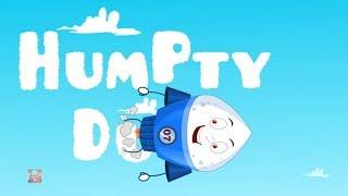 humpty dumpty se sentó en una pared   Kids Song   Little Red Car   rimas infantiles y niños de vídeo
