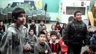 Sixth-grader recites 132 digits of pi