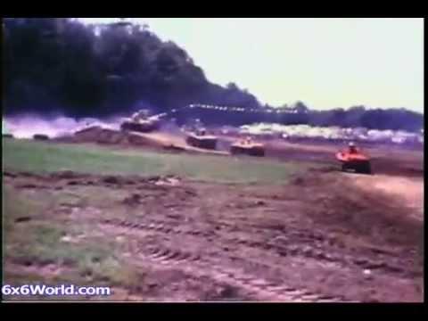 Whipper DVDs NATVA Six Wheeler ATV Racing