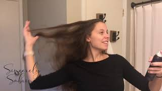 Half-up hair style (Part 1)