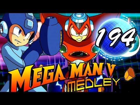 Remixes de CLM - Medley Megaman V