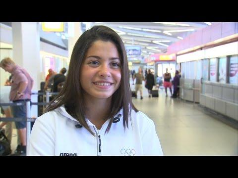 Allemagne: Yusra s'envole vers son rêve olympique