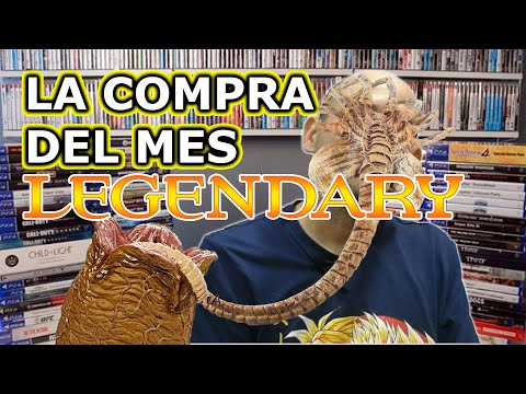 COMPRAS DE ENERO 2020 | LEGENDARY ENCOUNTERS UPPER DECK