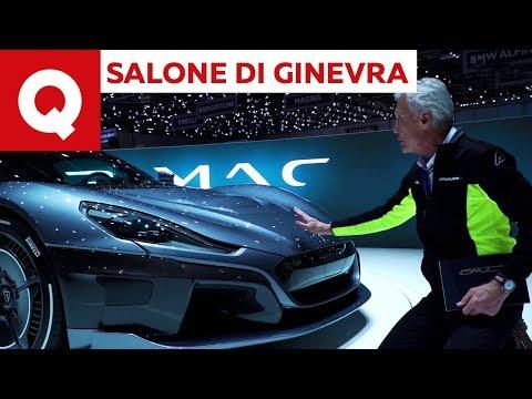 A lezione da Paolo Massai: l'aerodinamica (parte 3) @ Salone di Ginevra 2018 | Quattroruote
