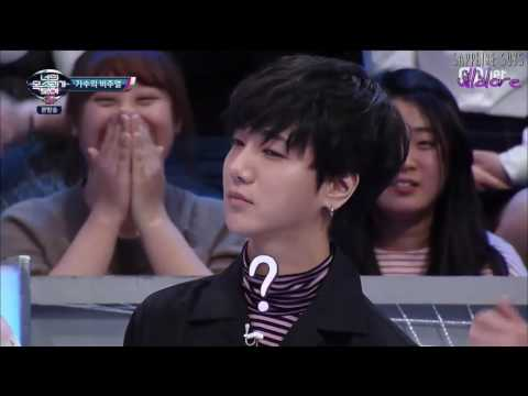 Yesung bullied by Heechul & Shindong! (Eng/Esp)