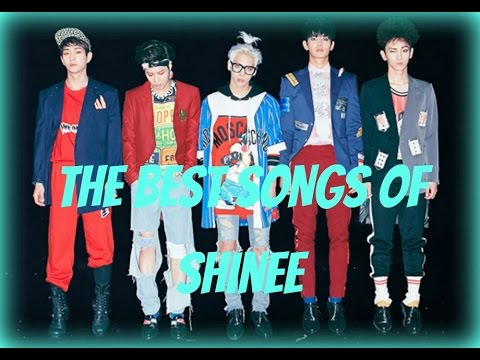 Top 30 The Best Songs Of SHINee (2008 - 2015)