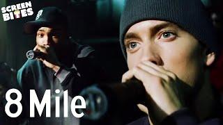 8 Mile - Eminem (Rabbit) rap battle Lil' Tic OFFICIAL HD VIDEO