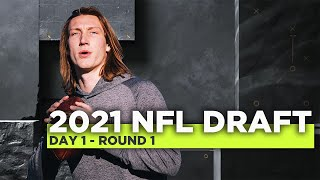 2021 #NFLDraft Round 1: Live reaction and analysis of every pick   NFL on ESPN