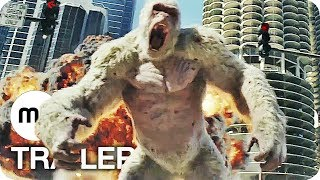 Rampage Trailer German Deutsch ( HD