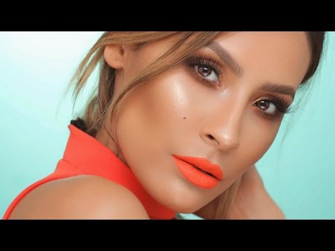 EASY SUMMER MAKEUP LOOK | DESI PERKINS