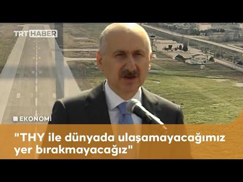Bakan Karaismailoğlu: Türkiye yolcu sayısında Avrupa'da 3'üncü, dünyada 9'uncu