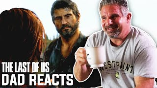 Dad Reacts to The Last of Us Ending!
