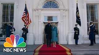 Biden Administration Holds First White House Press Briefing | NBC News