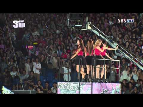[Full HD/1080p] My Child & Kissing You - SNSD (SMTown World Tour Live in Tokyo)