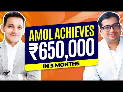 Amol Achieves 650,000 In 5 Months After Struggling For Years