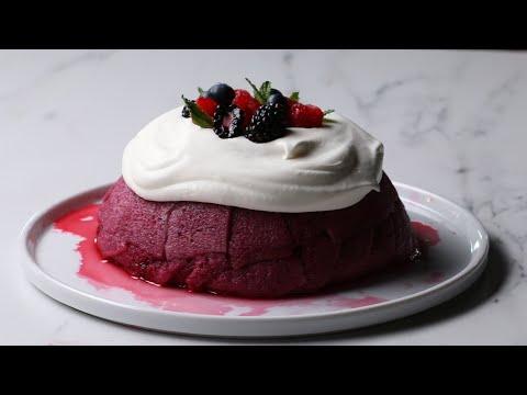 Summer Pudding ?Tasty