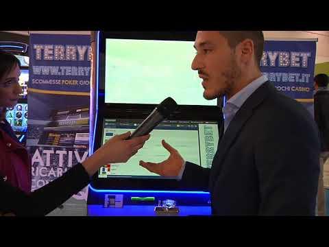 Terrybet: presentazione delle novità a Enada Rimini 2018