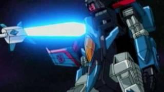 Transformers Armada Starscream vs Galvatron final battle
