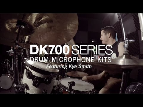 Samson DK700 Series Product Overview/Demo (featuring Kye Smith)