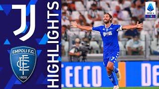 28/08/2021 - Campionato di Serie A - Juventus-Empoli 0-1, gli highlights