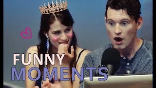 Will u marry me? - Bryan Dechart Stream Funny/Cute Moments Compilation #2