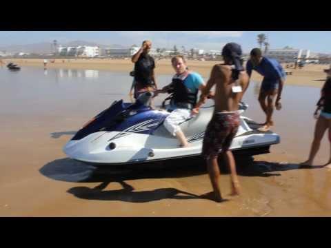 Jetski & Quad Ride - I'm Freee!! Traveling