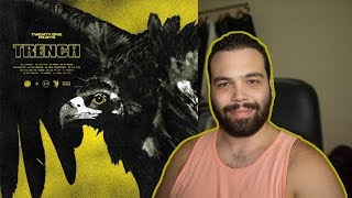 Twenty-One Pilots - Trench (FIRST REACTION/REVIEW)