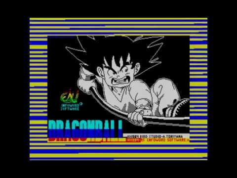 Canal Homebrew: DragonBall - El Desafio del Doctor Gero (Kabuto Factory) Spectrum
