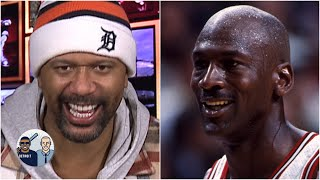 Jalen & Jacoby YouTube exclusive: Jalen Rose remembers when MJ wouldn't talk to him for years