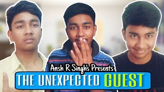 The Unexpected Guest | Ansh_R Singh