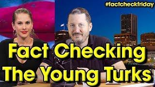Ana Kasparian Exposed... Fact Checking The Young Turks #factcheckfriday #AnaKasparian