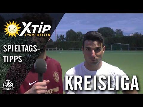 XTiP Spieltagstipp mit Youssef Fakhro und Metin Baris (SC Union Südost) - 1. Spieltag, Kreisliga B, Staffel 4 | SPREEKICK.TV