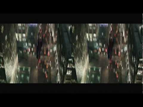 The Amazing Spider-Man in 3D HD 1080