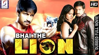 Bhai The Lion l (2018) South Action Film Dubbed In Hindi Full Movie HD