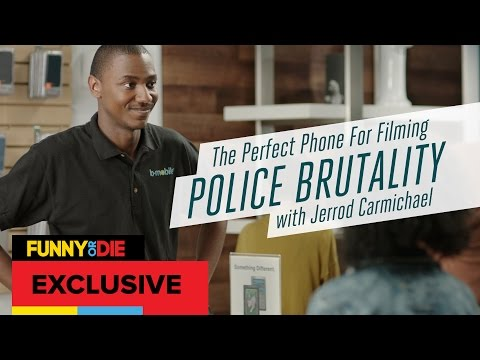 The Perfect Phone For Filming Police Brutality with Jerrod Carmichael