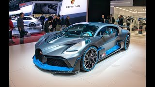 Best Fastest Supercars Hypercars at Geneva Motor Show. 2020 Was Canceled - Throwback to Best of 2019
