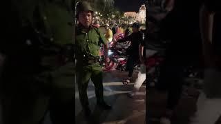 Xem Công an có quyền đánh người dân ?