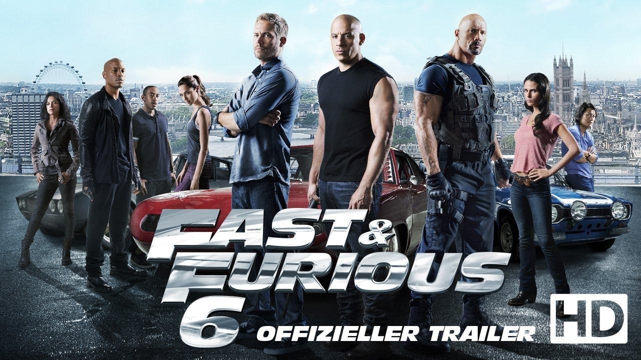 Fast And Furious Auf Deutsch