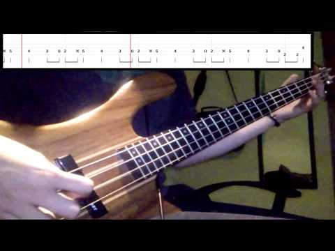 Pink Floyd - Money (Bass Cover) (Play Along - Tabs In Video)